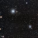 M53 + NGC 5053 Field,                                Sung-Joon Park