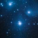 M45 Pleiades ,                                Paolo Portillo