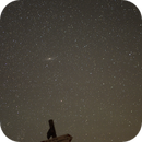 M31 ,                                Eddyspaghetto