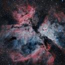 Eta Carinae,                                Rodrigo_Vera