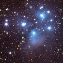 Messier 45 Pleiades,                                Paul Macklin