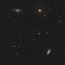 NGC 5005 - NGC 5033,                                HansTrapp