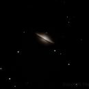 The Sombrero Galaxy,                                SkipRapp