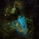 Omega / Swan Nebula,                                Jim McKee