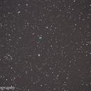 Messier 76 - The Little Dumbbell Nebula,                                AstroAlex1987