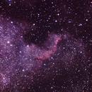 C20 - North America Nebula,                                Mirinael