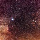 Cygnus NGC 7000, 50mm, 111x8sec, ISO1600,                                Torsten