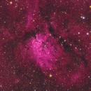NGC6820 in Ha,                                equinoxx