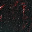 Veil Nebula Bicolor Variants,                                JDJ