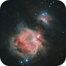 Orion Nebula,                                Simon Johnson