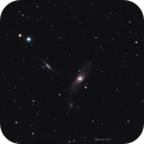 NGC 5566  Arp 286 triplet,                                John