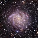 Fireworks Galaxy,                                Evan Tsai