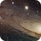M31 - Andromeda Galaxy,                                Phil Brewer