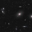M84 und M86 - Markarianische Kette,                                Marcus Jungwirth