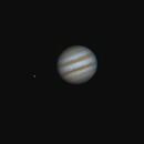 Jupiter and moons,                                Miroslav Horvat