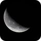 Moon Waning Crescent 22.2% - Darkside,                                Chris Dee