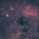 iC410 Ha RGB,                                Станция Албирео