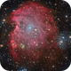 NGC 2175 - Monkey Head Nebula (LRGB),                                Dhaval Brahmbhatt