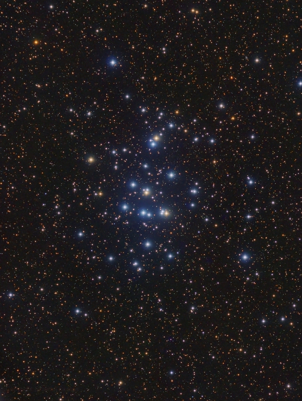 M44 - The Beehive Cluster,                                  Graeme Coates