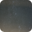 Single image of Cassiopeia and Perseus among clouds,                                Cyril NOGER