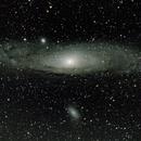 M31 first attempt,                                Matteo Donegà