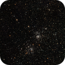 Caldwell 14 - Double Cluster,                                Roman Pearah