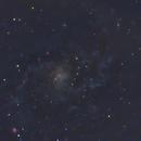 Triangulum Galaxy,                                Jairo Amaral