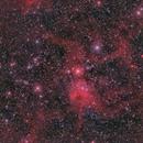 IC417 Spider Nebula,                                Stephan Linhart