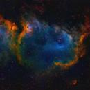 IC 1848 (Soul nebula),                                Andrew Gutierrez