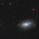 Messier 63,                                Enrico Scheibel
