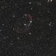 The Crescent Nebula,                                Mattes