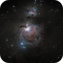 Orion Nebula,                                Richard Sweeney