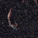 NGC 6995 - Veil Nebula,                                Boutros el Naqqash