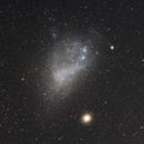 Small Magellanic Cloud & 47 Tucanae,                                Michael McGee