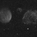 Sh2-221 B25  Sh2-216,                                Kosmit