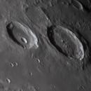Atlas and Hercules Lunar craters,                                Alessandro Merga