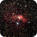 NGC7635 - Nebulosa Bolla,                                Alessandro Leovino