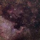 Star Fields around Deneb,                                Björn Hoffmann