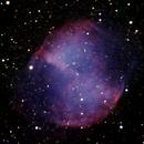 Messier 27 - Dumbbell Nebula,                                Jason Doyle