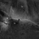 IC434 - Horsehead Nebula,                                astrotaxi