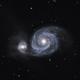 Whirlpool Galaxy (M51),                                Arnau Romaguera C...