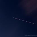 ISS Pass 13.04.14,                                Rich Bamford