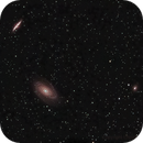 M81 - Initial processing attempt,                                Christopher E. Purdy