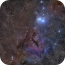 Clouds of Taurus - IC348,                                Anis Abdul