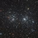 Double Cluster,                                Nikita Misiura