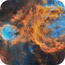 The Gabriela Mistral Nebula | NGC 3324,                                Connor Matherne