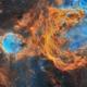 The Gabriela Mistral Nebula   NGC 3324,                                Connor Matherne