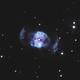 NGC 2371 - Bipolar candy nebula,                                Jeffbax Velocicaptor