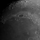 Moon 2020-04-03. Archimedes, Plato, Philolaus, & Valles Alpis,                                Pedro Garcia