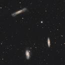 The Leo Triplet (NGC 3628, M65, M66),                                Gabriel Siegl
